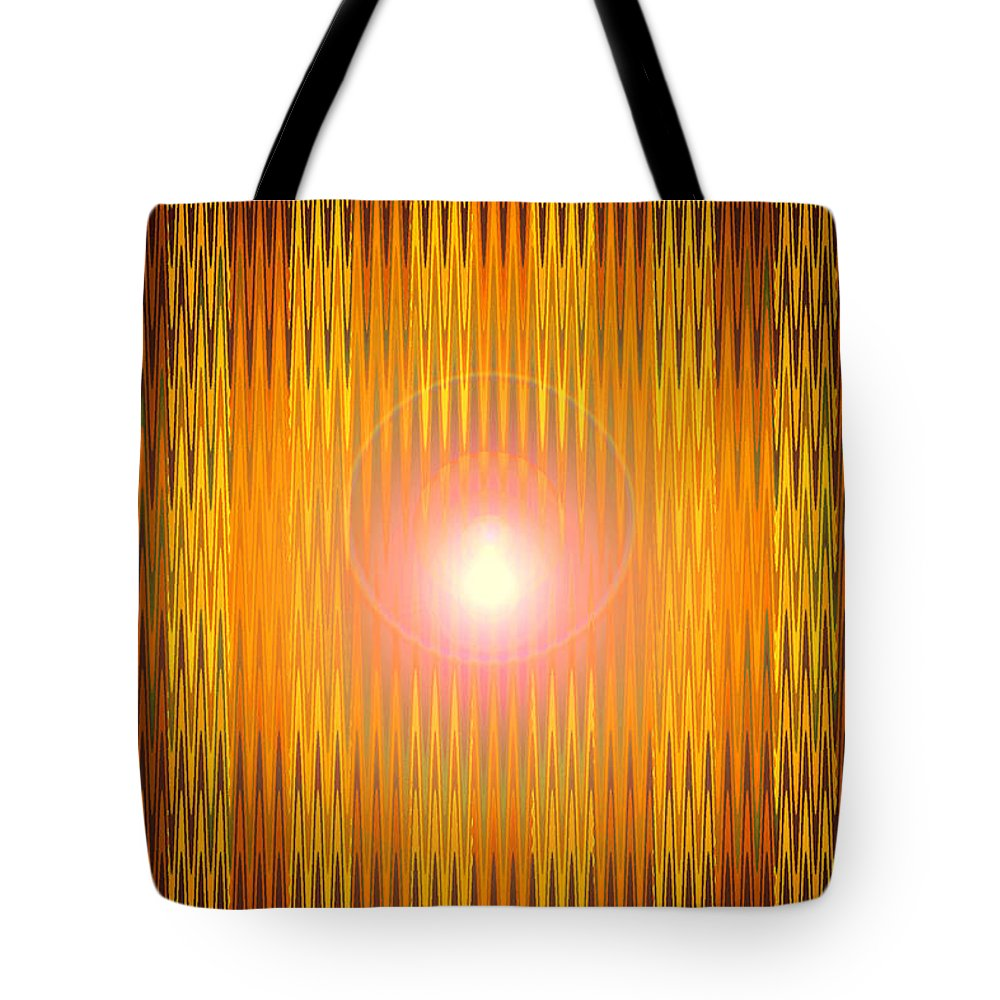 Moveonart Digital Gallery San Francisco California Lower Nob Hill Jacob Kane Kanduch Tote Bag featuring the digital art Moveonart American Indian Annointing by Jacob Kanduch