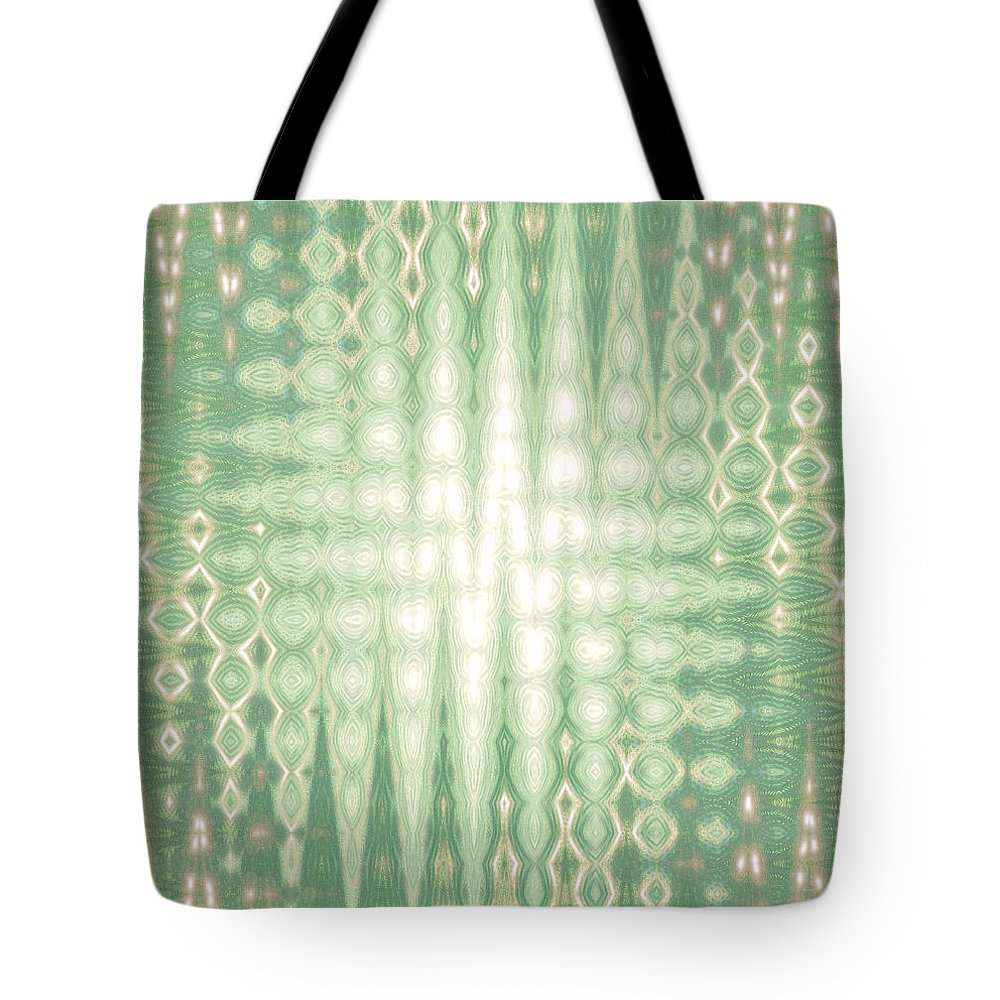 Moveonart! Global Gathering. -- Jacob Kane -- Omnetra Tote Bag featuring the digital art Moveonart Be A Light by Jacob Kanduch