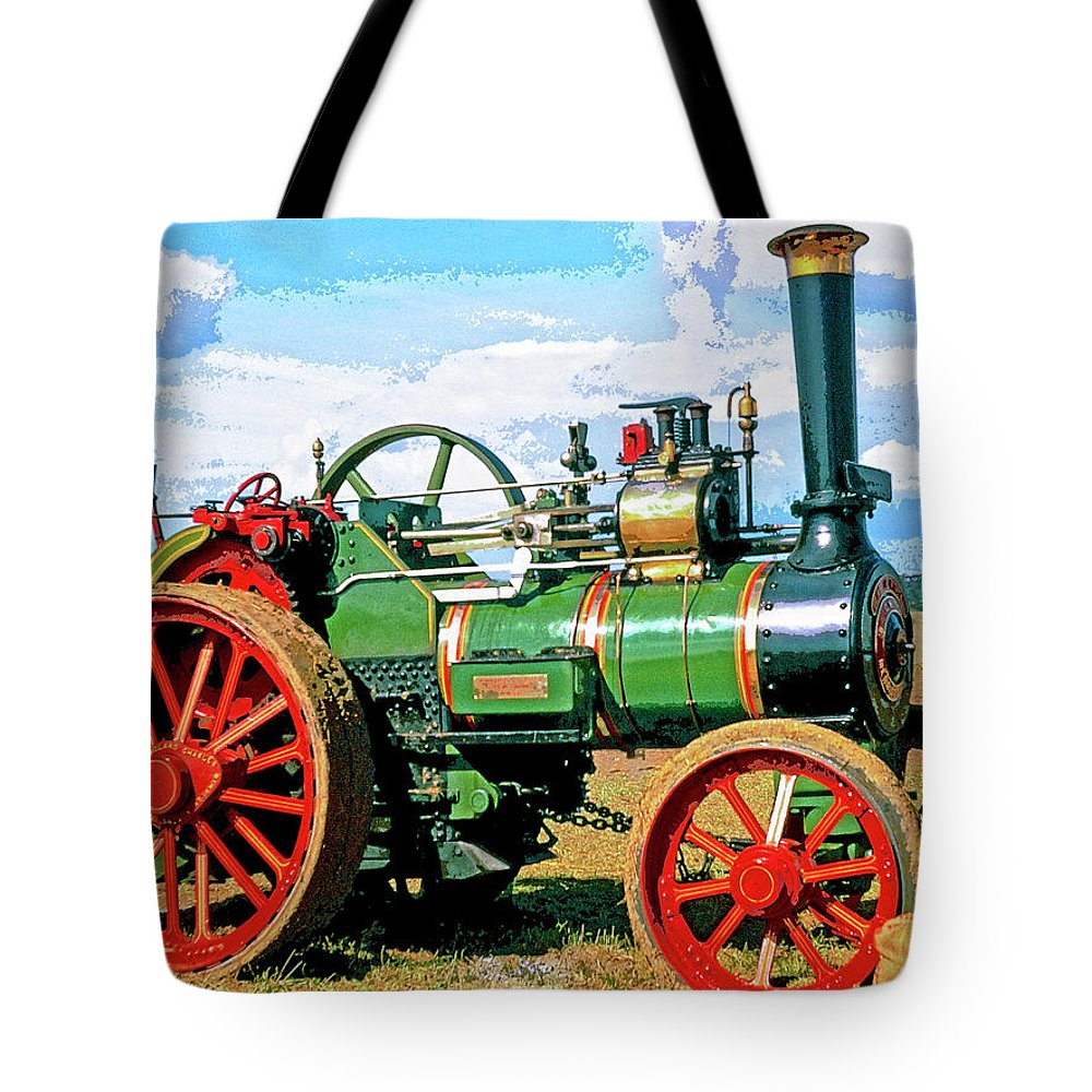 Mud Wrestler Tote Bag featuring the mixed media Mud Wrestler by Dominic Piperata