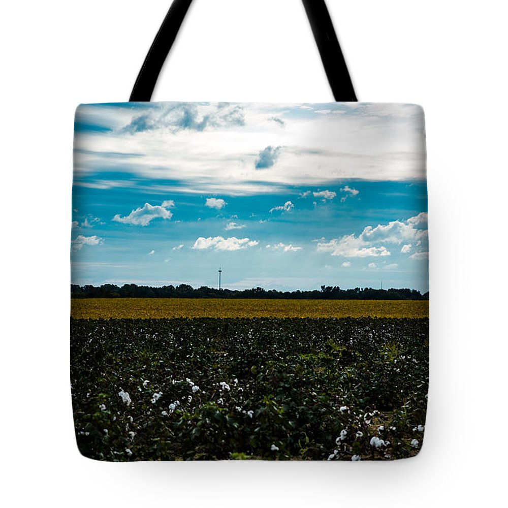3 Type Tote Bag featuring the photograph Multi-tasking Farm by Alicia Collins