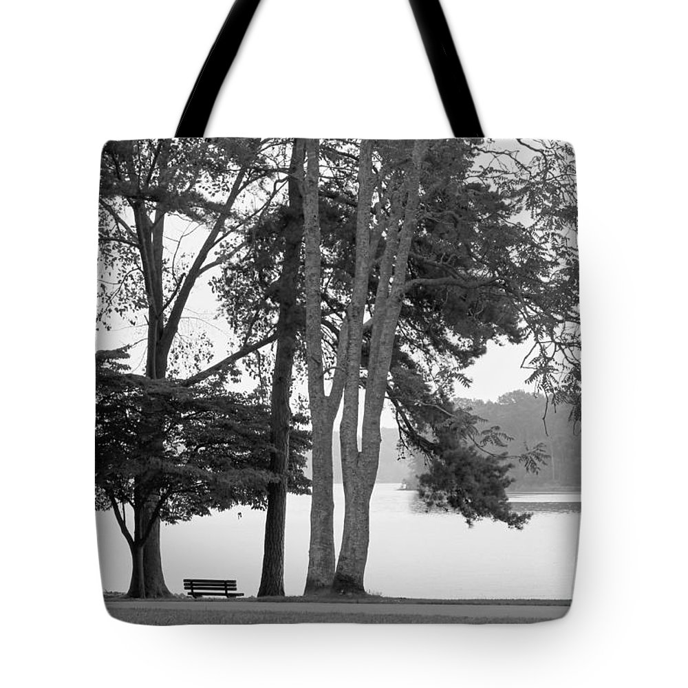 Landscape Tote Bag featuring the photograph My Favorite Place by Todd Blanchard
