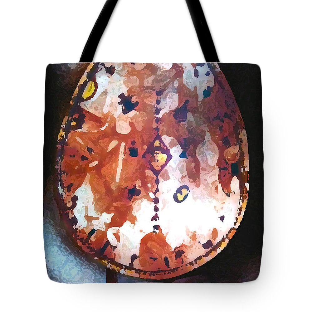 Magic Tote Bag featuring the photograph My Magic Drum by Merja Waters