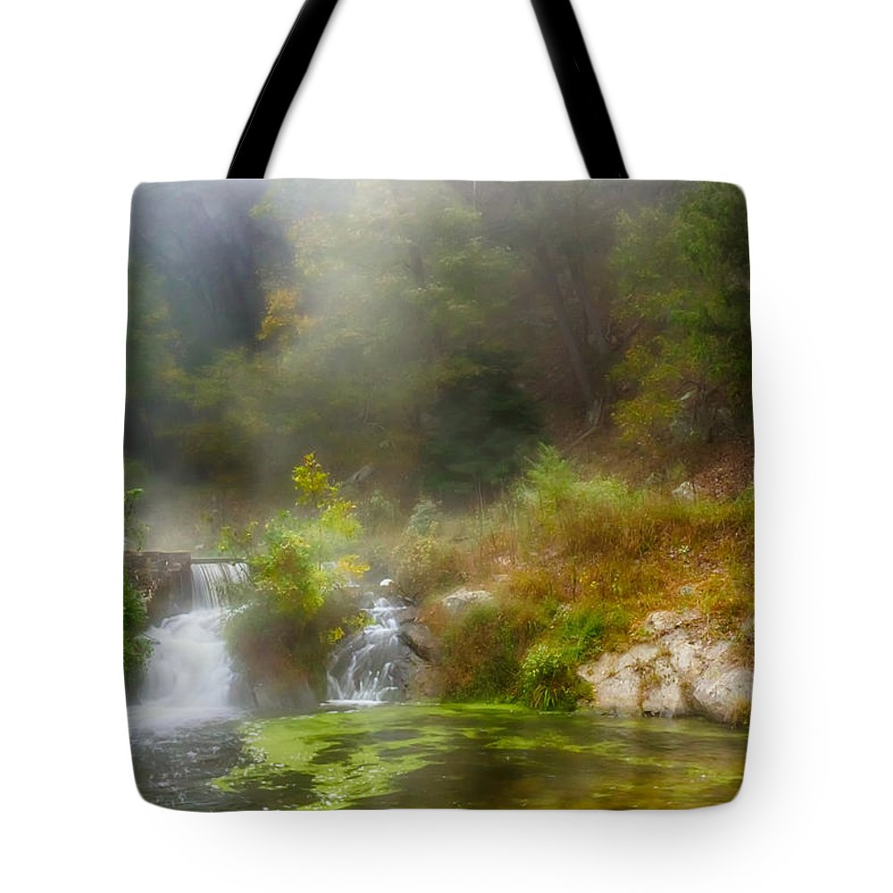 Great Tote Bag featuring the photograph Mystical by Amanda Jones