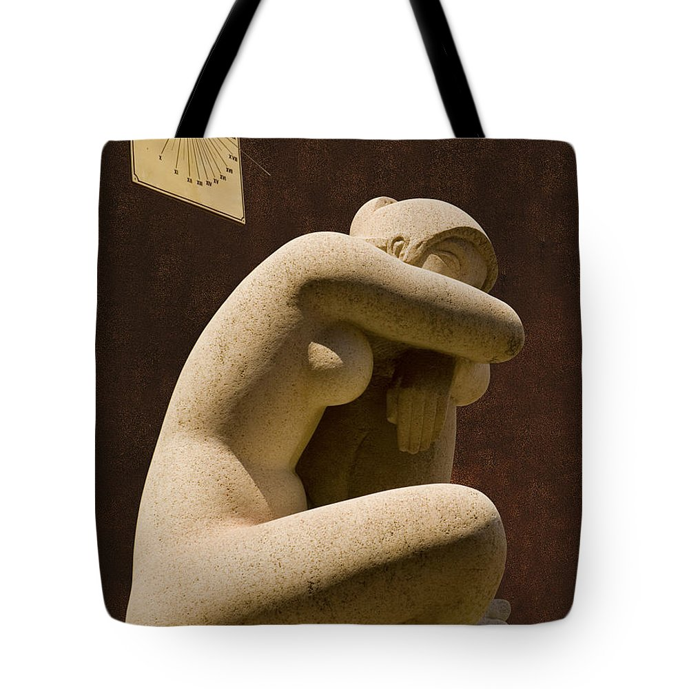 Italy Tote Bag featuring the photograph Nap Time by Paul Eggermann