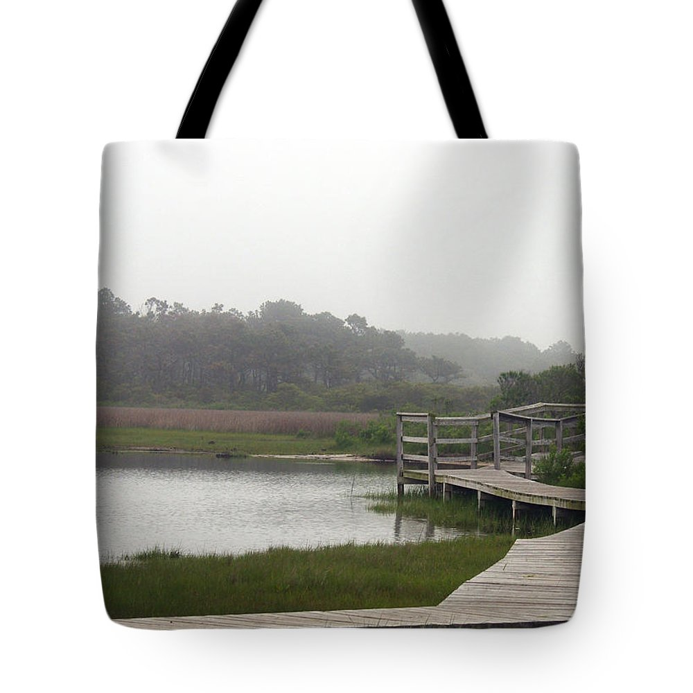 Parks Tote Bag featuring the photograph National Walkway by Kelvin Booker