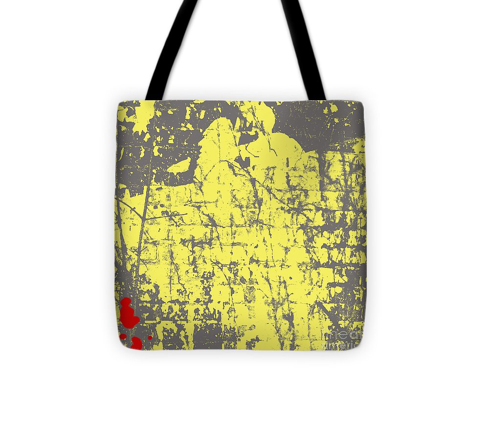 Abstract Tote Bag featuring the photograph Native American- Abstract by Gary Everson