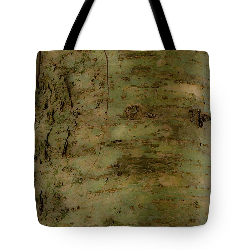 Joy Tote Bag featuring the photograph Native Tree by Douglas Barnett