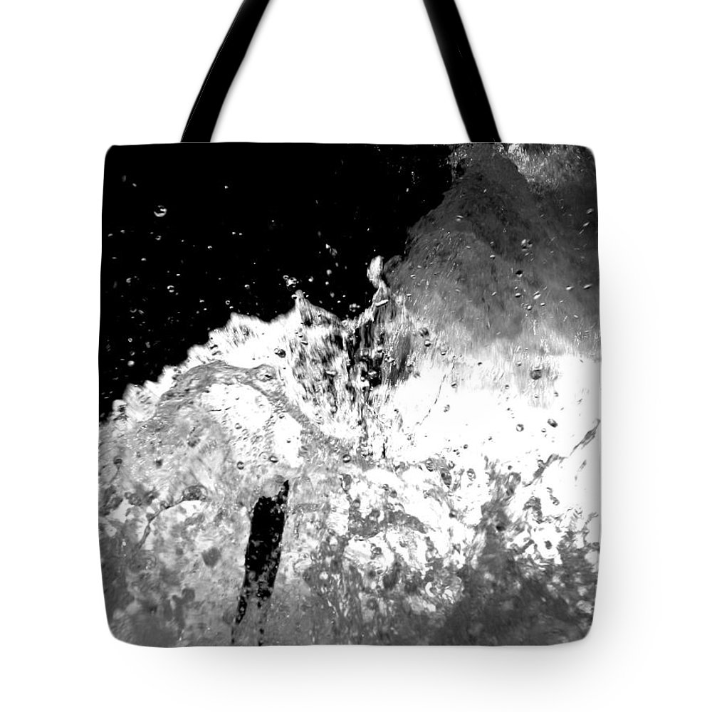 Water Tote Bag featuring the photograph Natural Power by Amanda Barcon