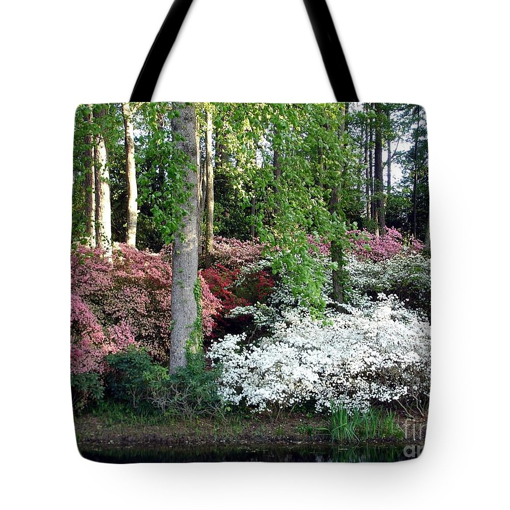 Landscape Tote Bag featuring the photograph Nature 2 by Shelley Jones