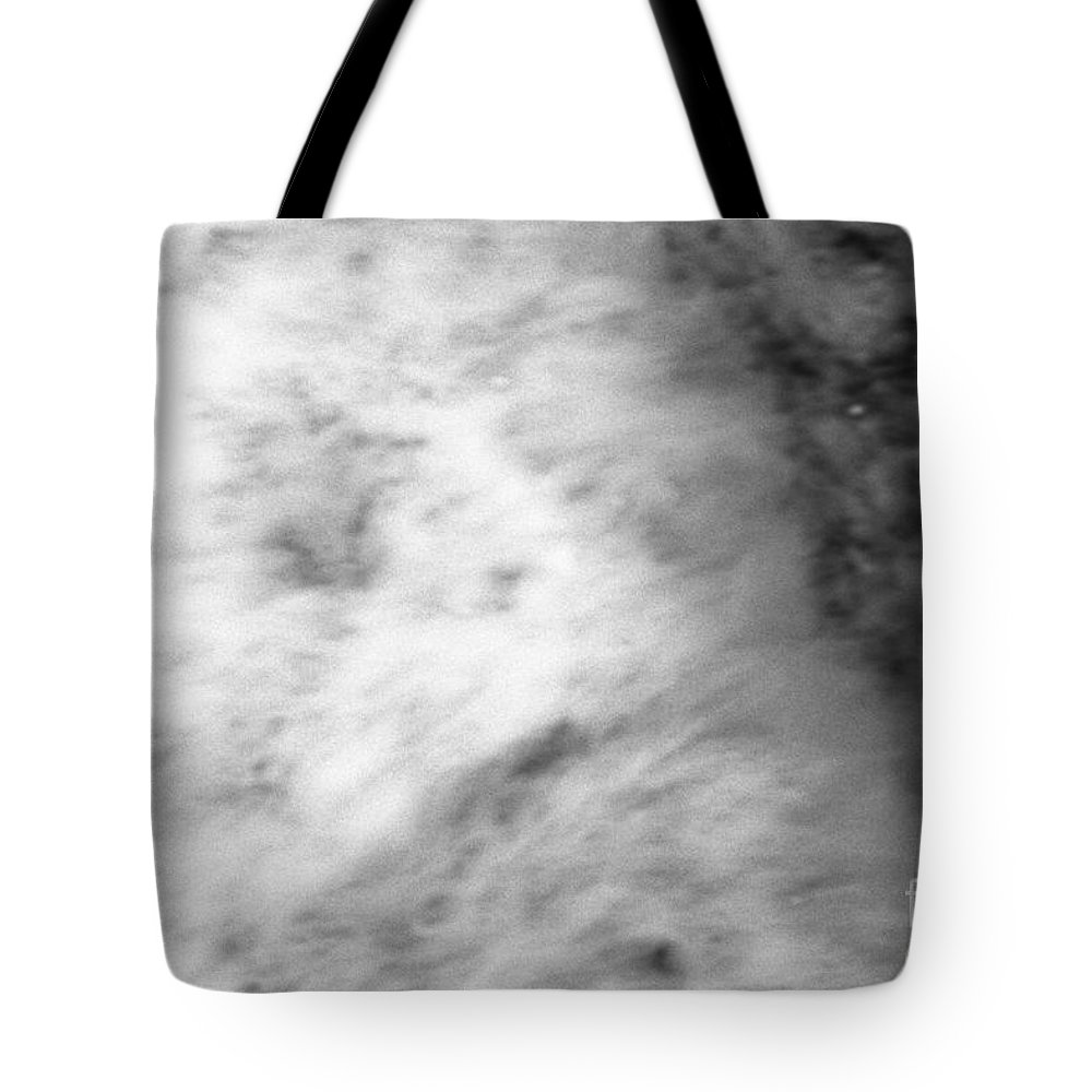 Abstract Tote Bag featuring the photograph Nature Abstract by Gaspar Avila