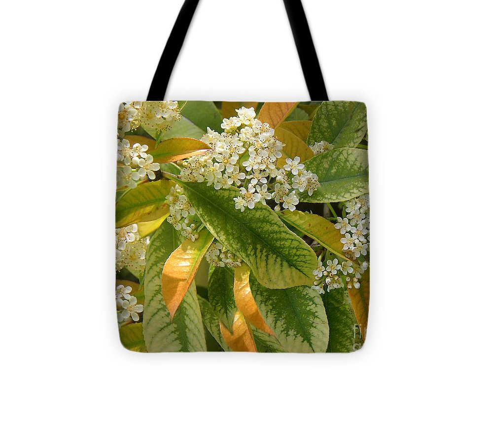 Nature Tote Bag featuring the photograph Nature In The Wild - A Summer's Day by Lucyna A M Green