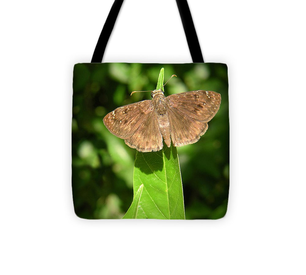 Nature Tote Bag featuring the photograph Nature In The Wild - Best Seat In The House by Lucyna A M Green