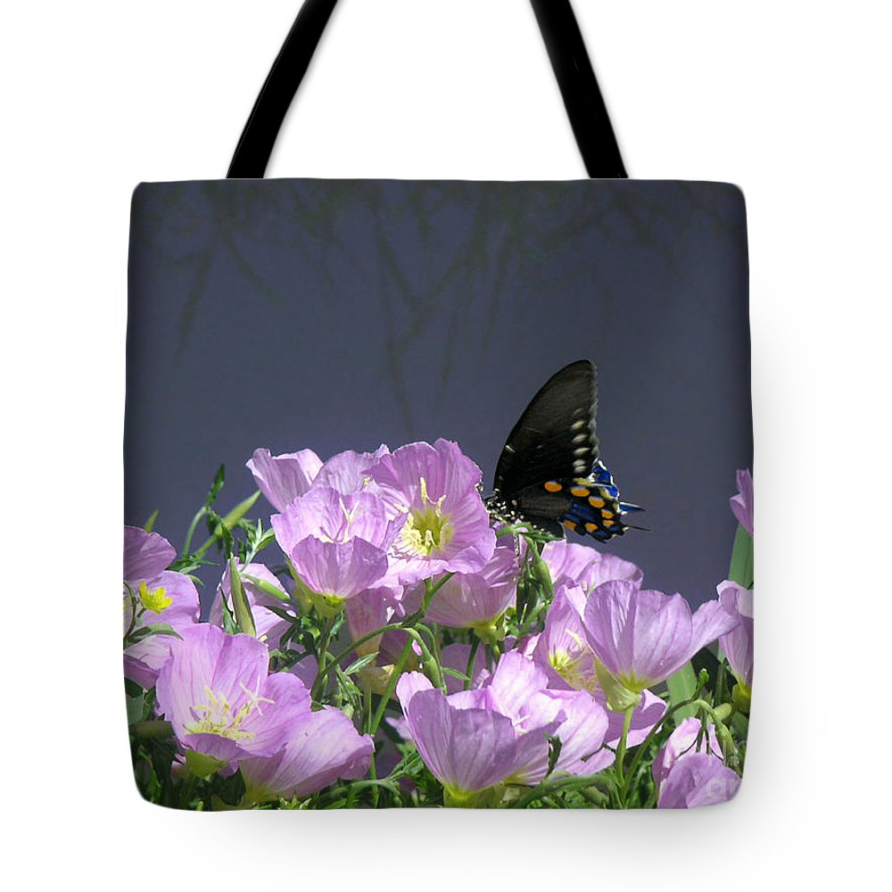 Nature Tote Bag featuring the photograph Nature In The Wild - Profiles By A Stream by Lucyna A M Green