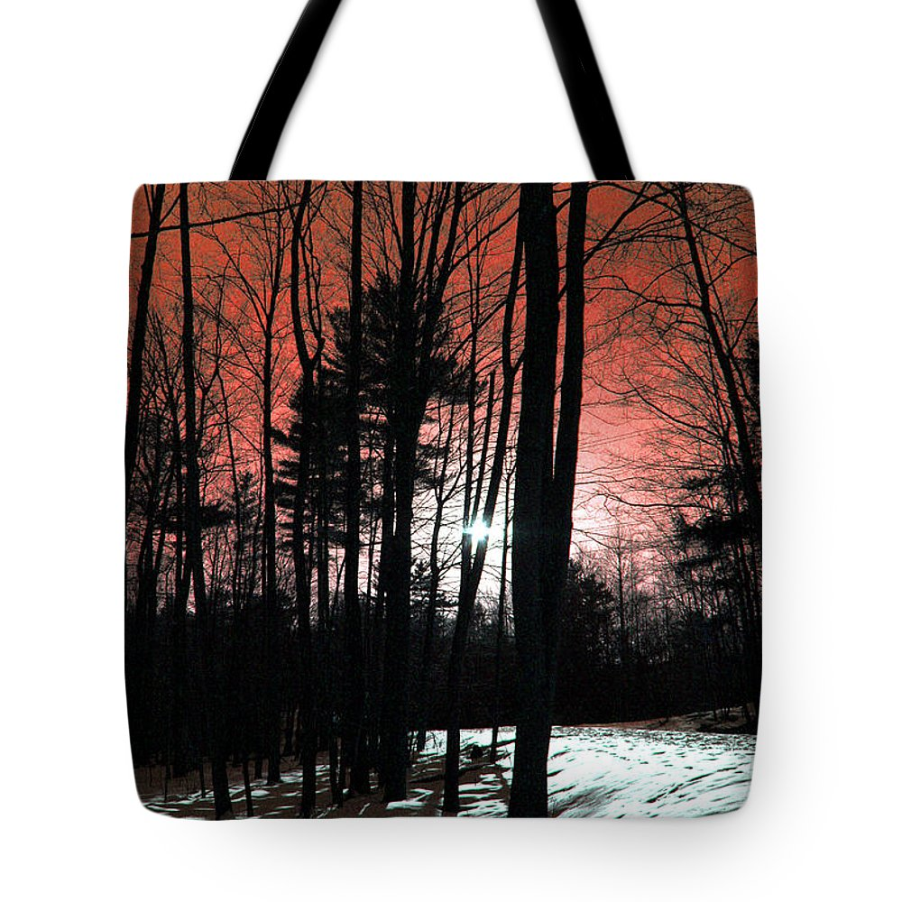 Nature Tote Bag featuring the photograph Nature Of Wood by Mark Ashkenazi