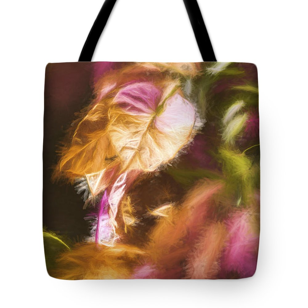 Unusual Tote Bag featuring the photograph Nature Pastel Artwork by Jorgo Photography - Wall Art Gallery