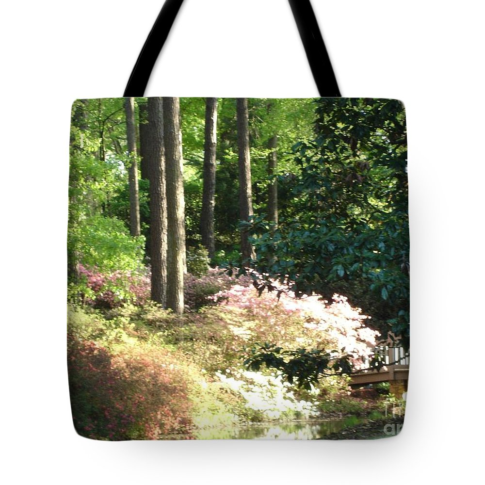 Photography Tote Bag featuring the photograph Nature by Shelley Jones