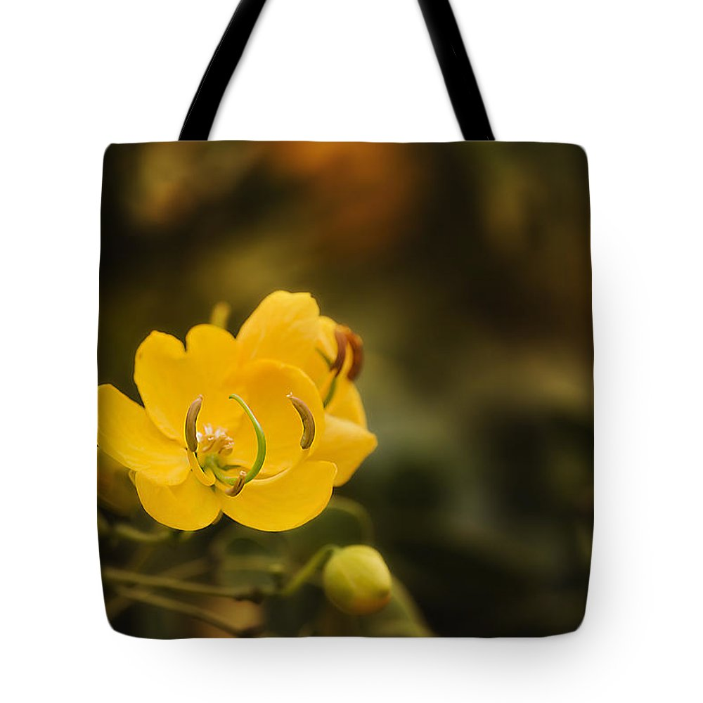 Flower Photography Tote Bag featuring the photograph Natures Colours 001 by Kevin Chippindall