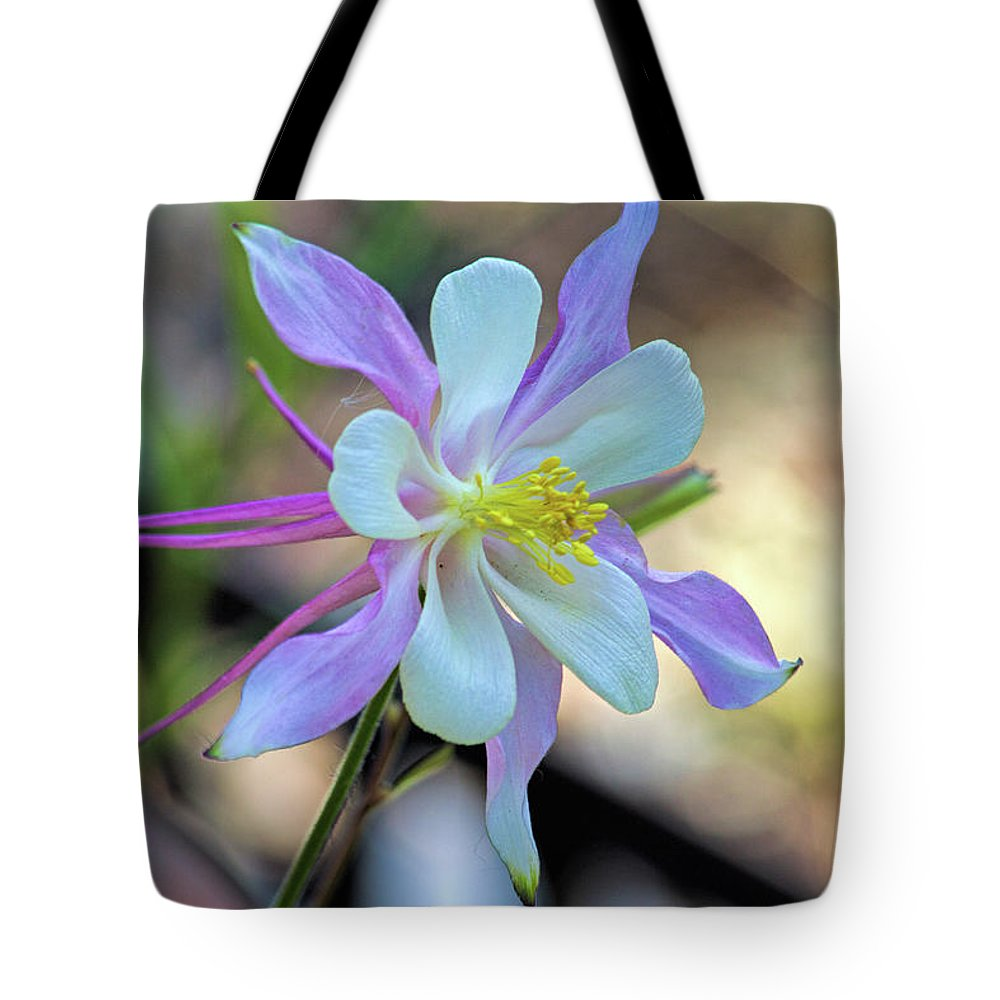 Botanical Tote Bag featuring the photograph Nature's Handiwork by Alana Thrower