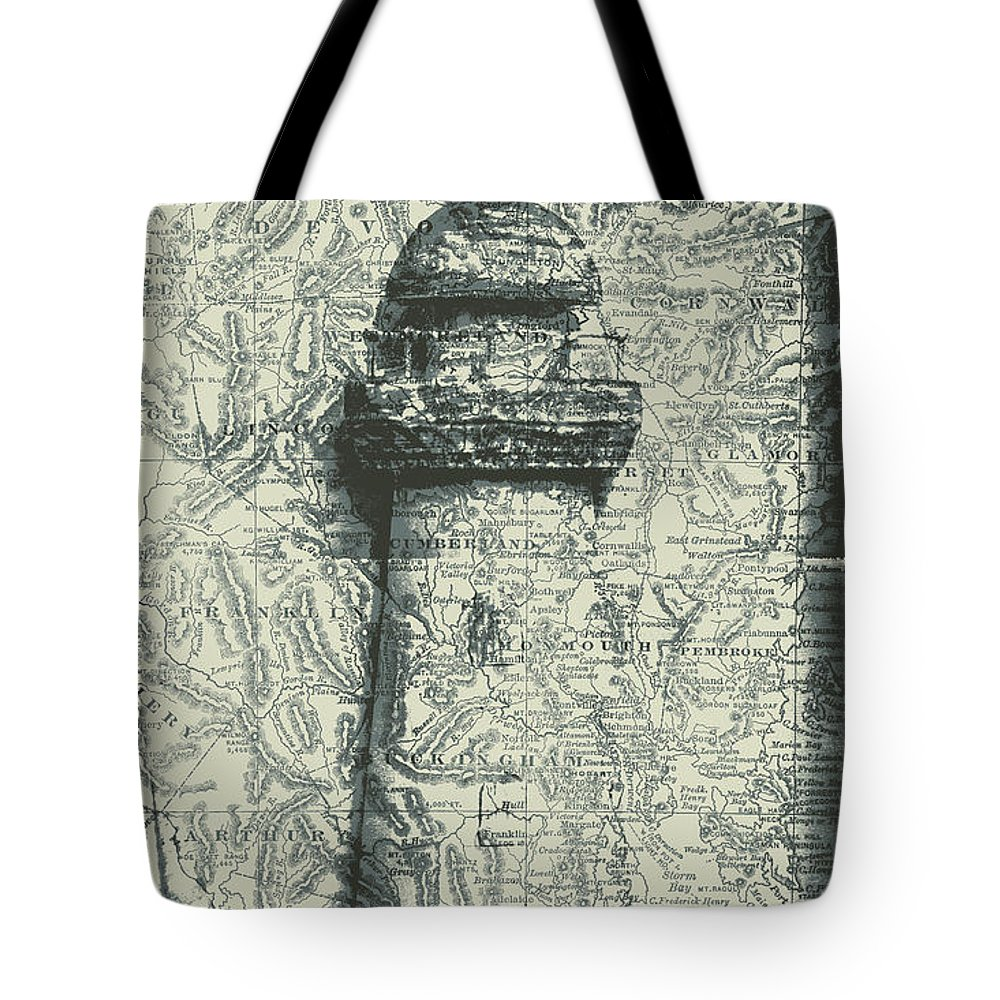 Lighthouse Tote Bag featuring the photograph Nautical Way by Jorgo Photography - Wall Art Gallery