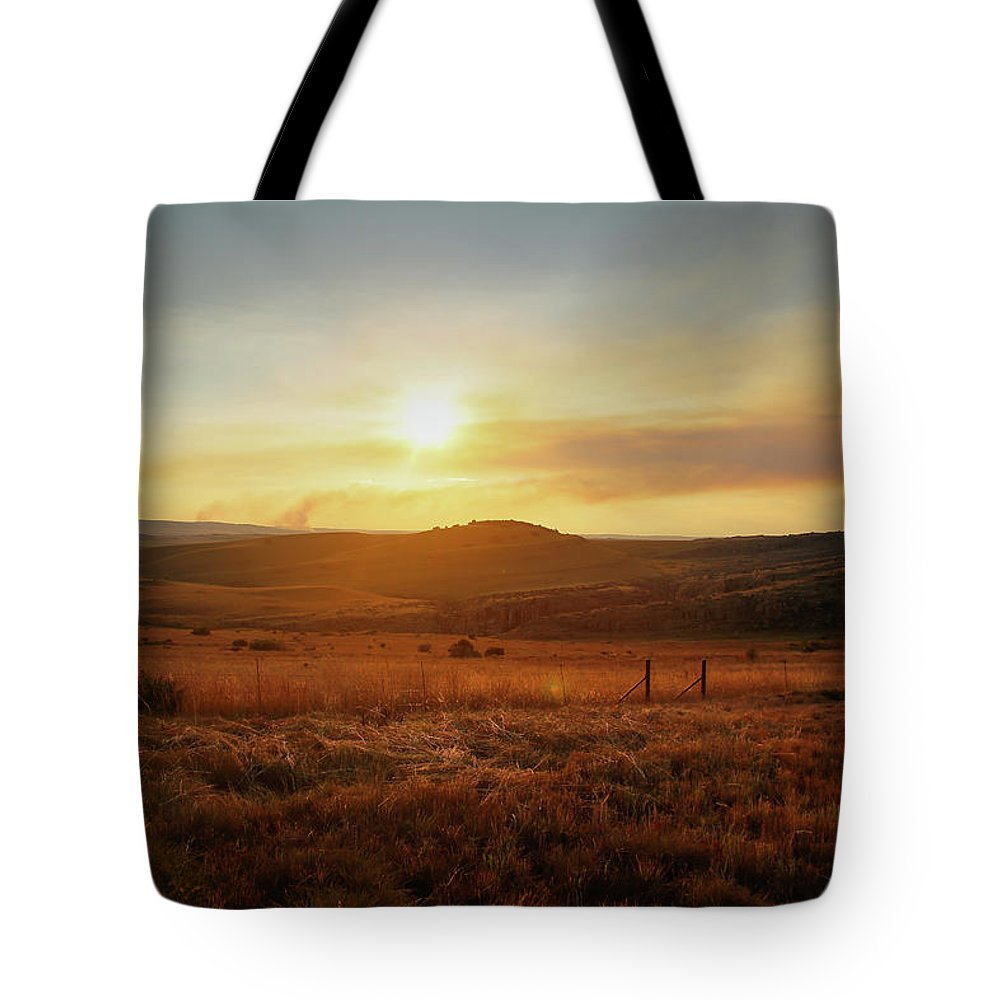 Nelspruit Tote Bag featuring the photograph Nelspruit, South Africa by Chantelle Flores