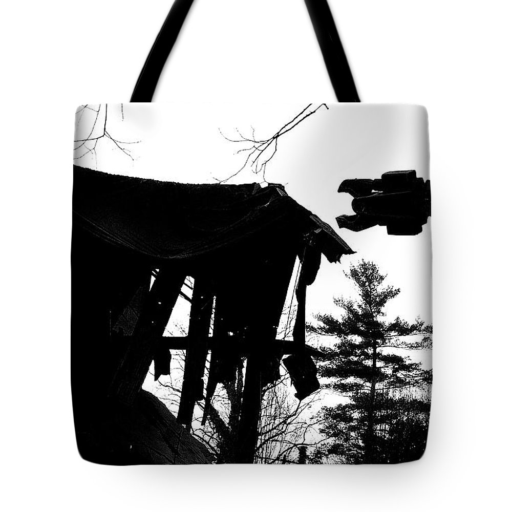 Machine Tote Bag featuring the photograph Nessie by Jean Macaluso
