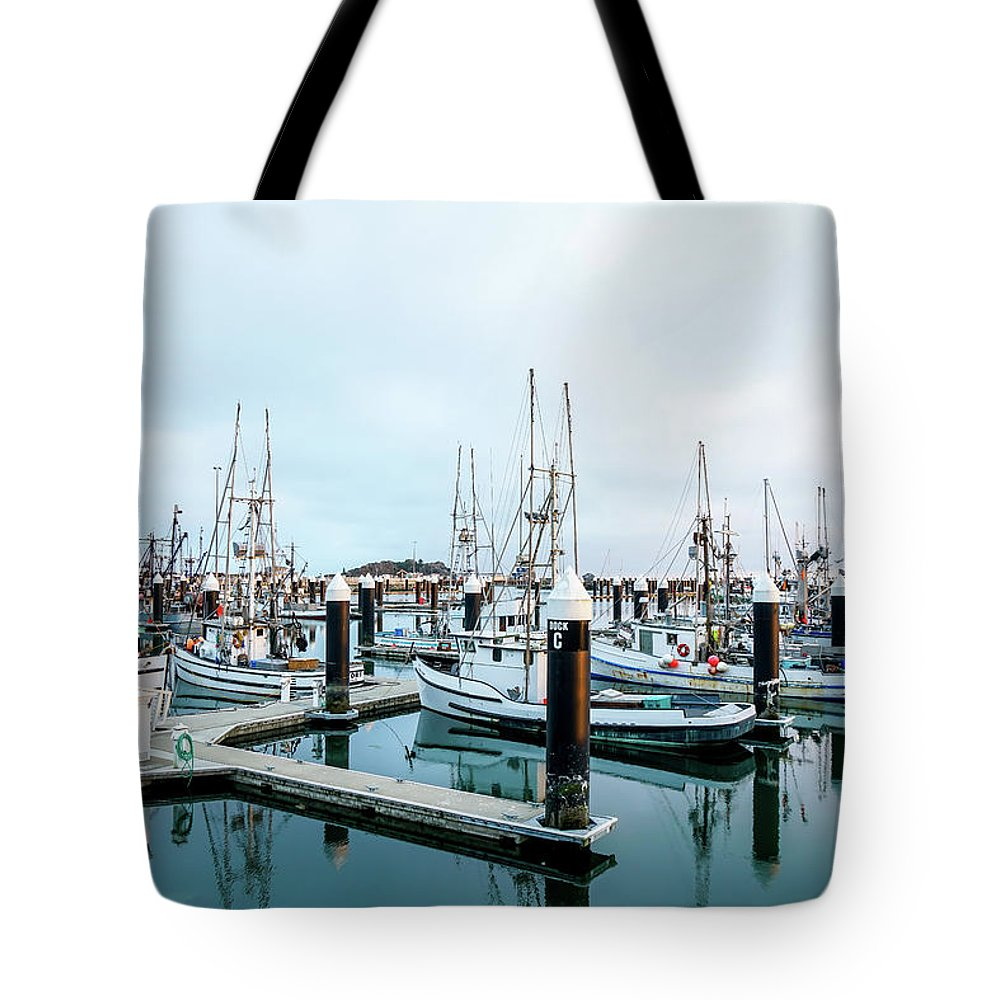 Boats Tote Bag featuring the photograph Next Trip by Ric Schafer
