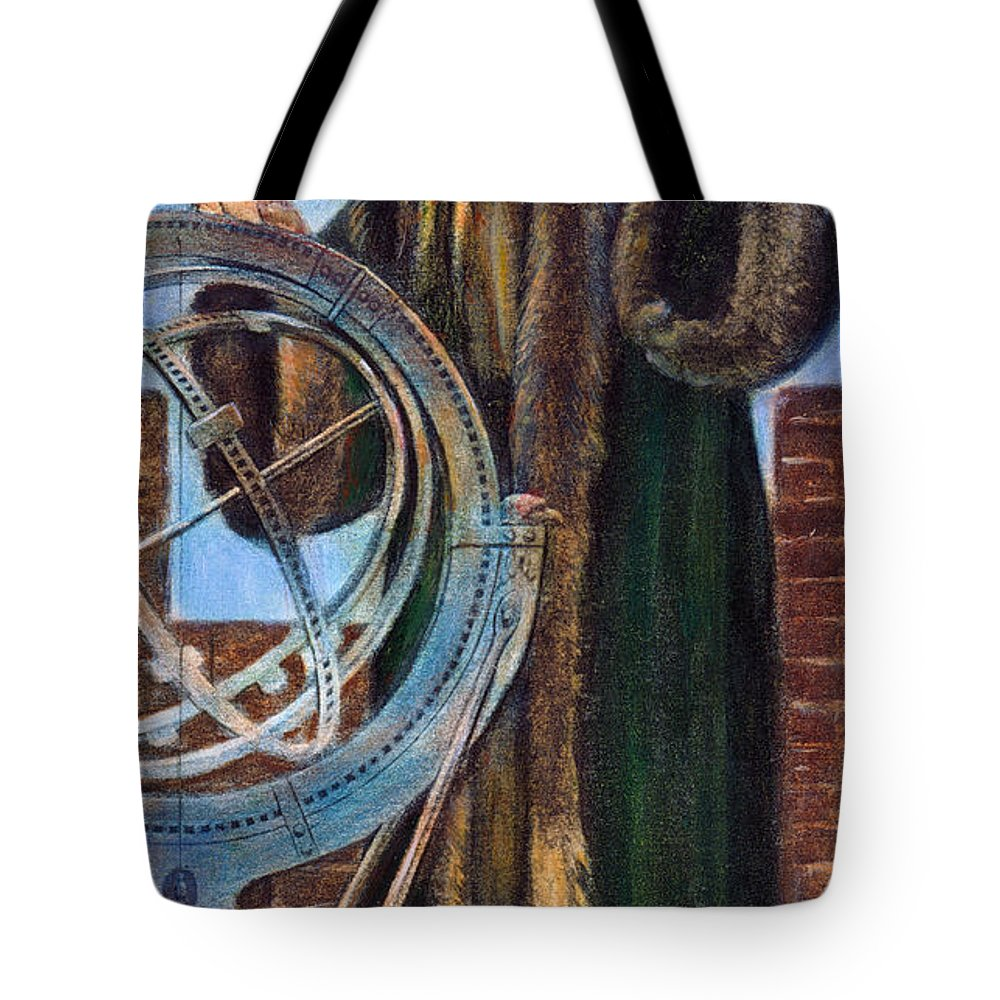15th Century Tote Bag featuring the photograph Nicolaus Copernicus by Granger