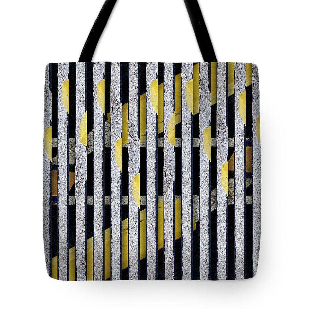 No Parking Tote Bag featuring the photograph No Parking Number 1 by Carol Leigh