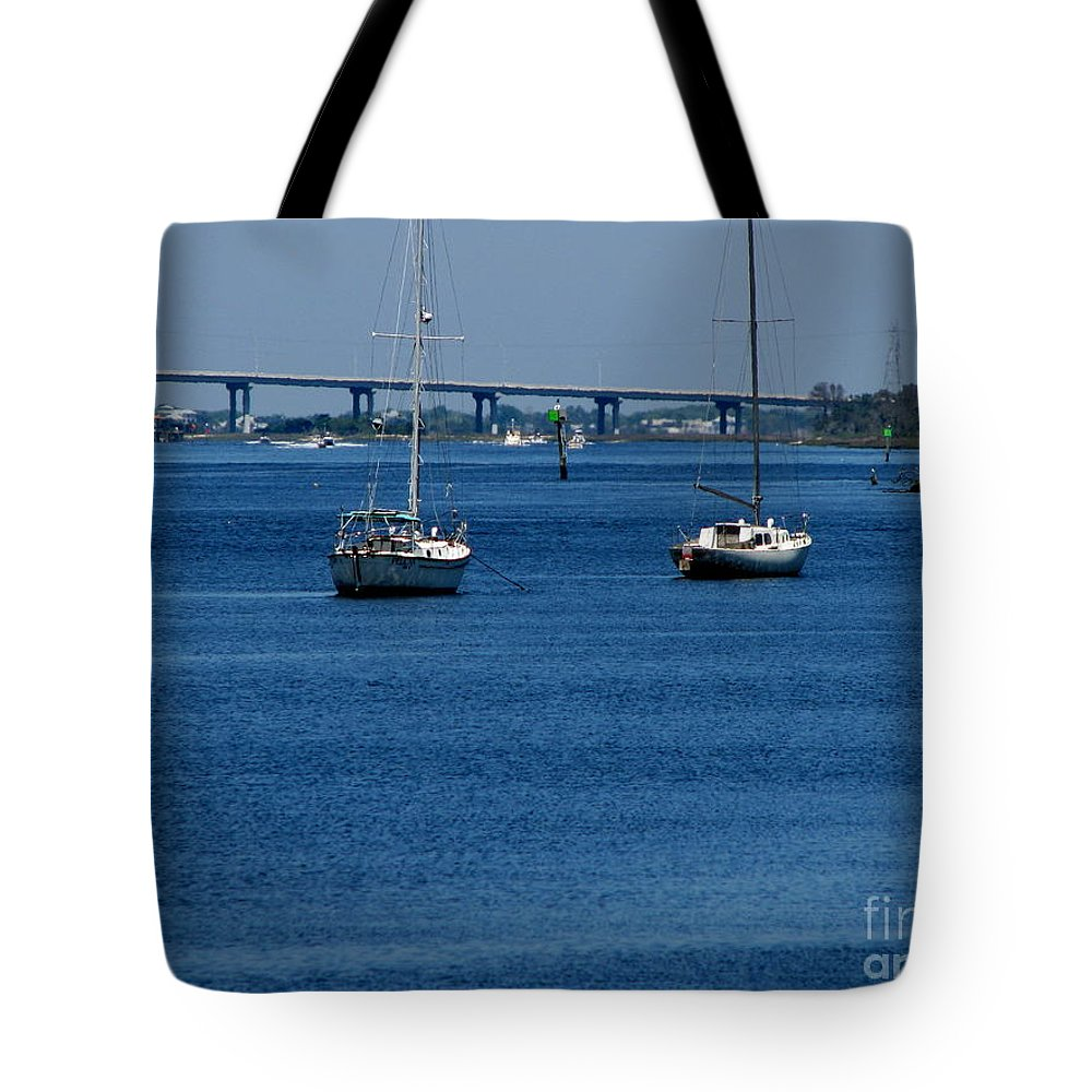 Patzer Tote Bag featuring the photograph No Yard Work by Greg Patzer