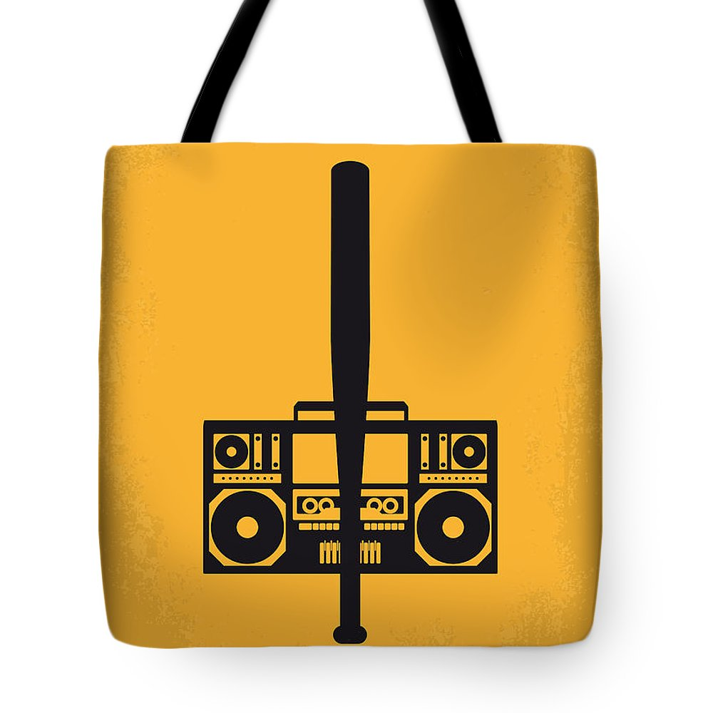 Do The Right Thing Tote Bag featuring the digital art No179 My Do The Right Thing Minimal Movie Poster by Chungkong Art
