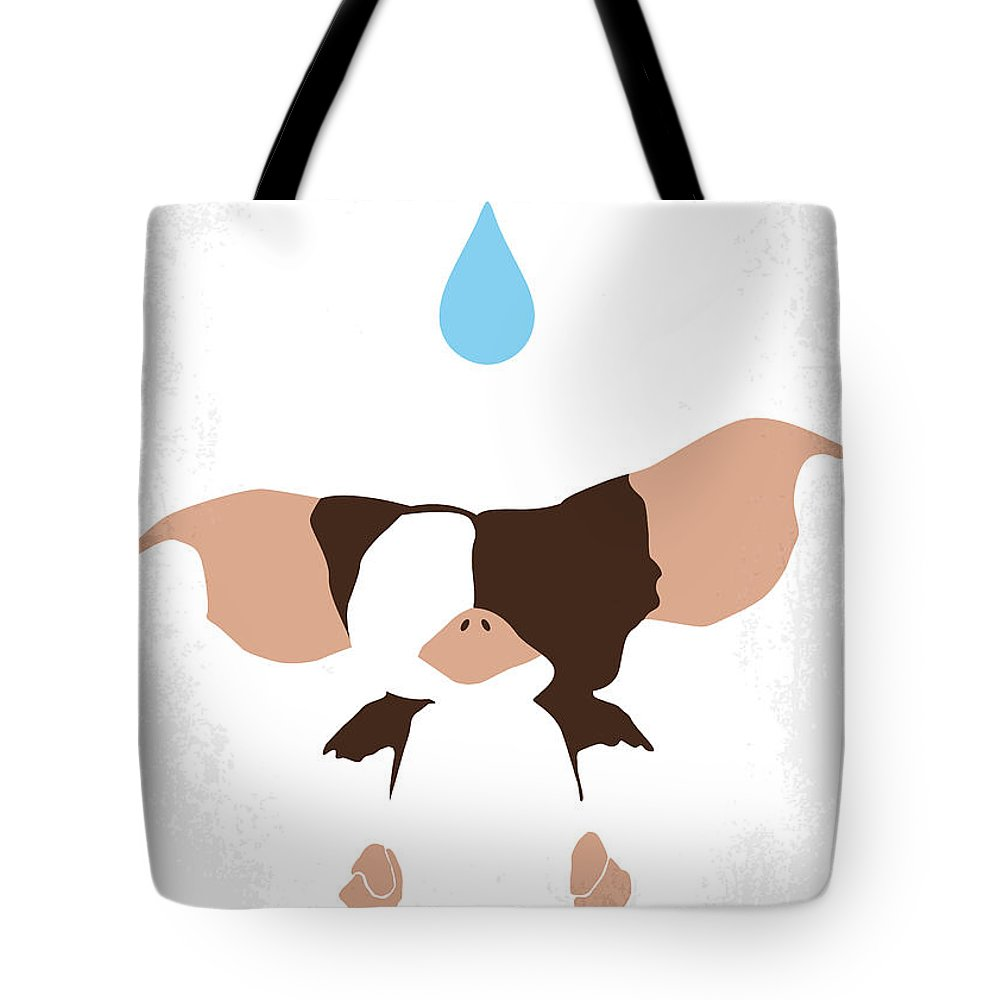 ccf957efaa8e Gremlins Tote Bag featuring the digital art No451 My Gremlins Minimal Movie  Poster by Chungkong Art