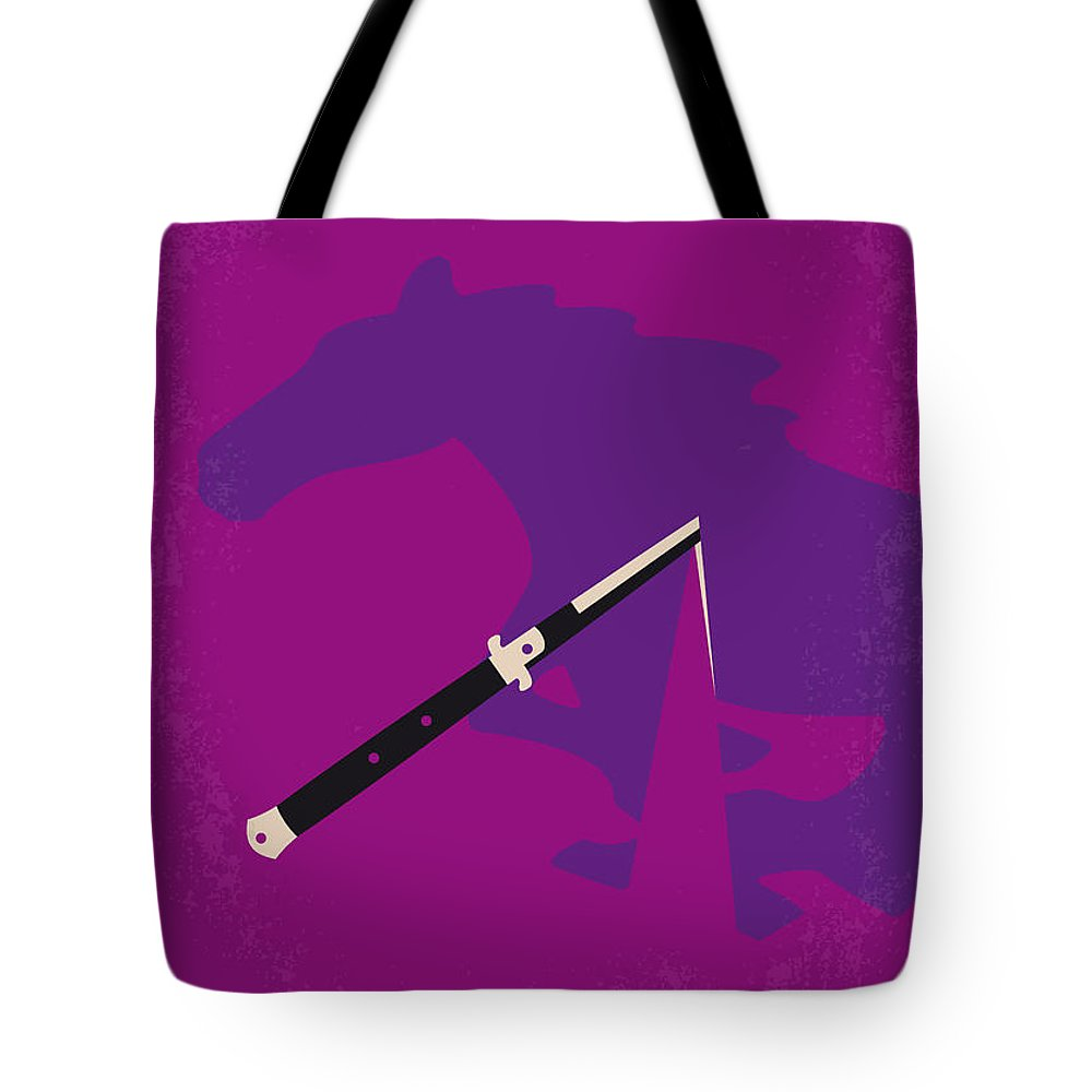 Outsiders Tote Bag featuring the digital art No590 My The Outsiders Minimal Movie Poster by Chungkong Art
