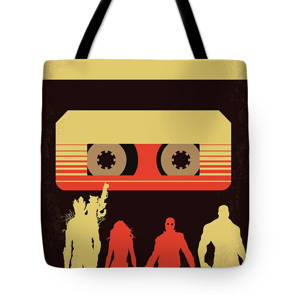 Guardians Of The Galaxy Tote Bags