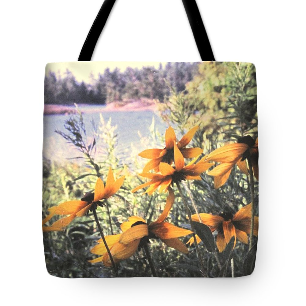 North Channel Tote Bag featuring the photograph North Channel Beauties by Ian MacDonald