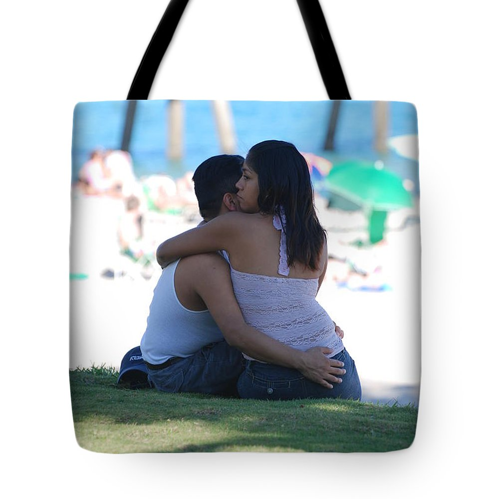 People Tote Bag featuring the photograph Not Married by Rob Hans