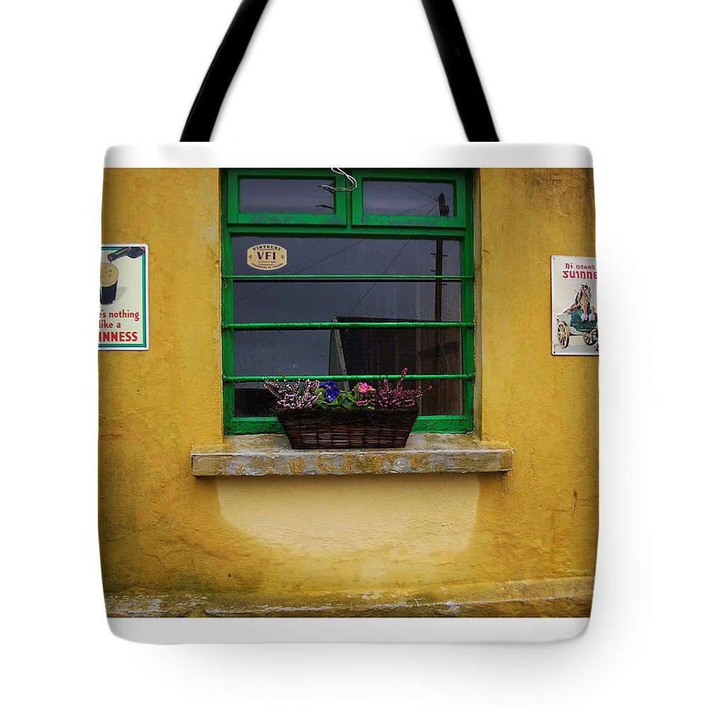 Ireland Tote Bag featuring the photograph Nothing Like A Guinness by Tim Nyberg