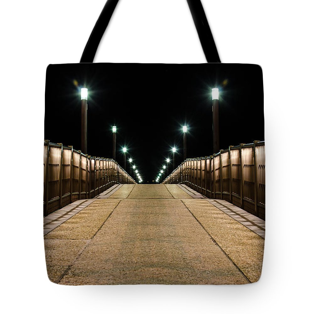 Italy Tote Bag featuring the photograph Notturno by Andrea Mazzocchetti