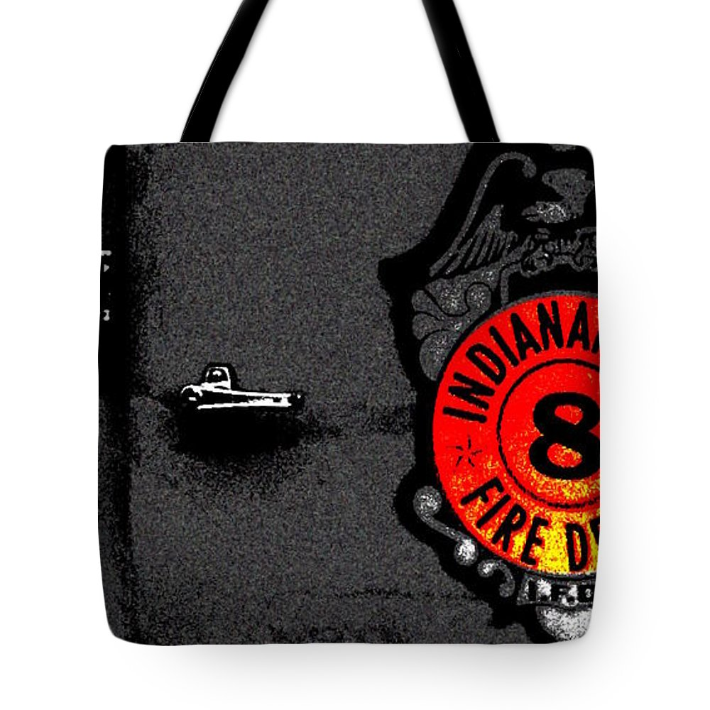 Still Life Tote Bag featuring the photograph Number 8 by Ed Smith