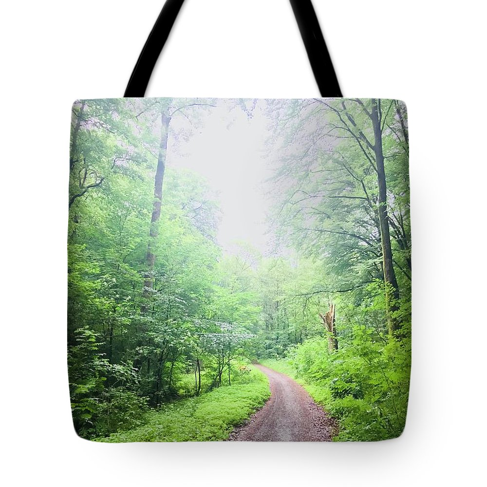 Tote Bag featuring the photograph O by Sitara Bruns