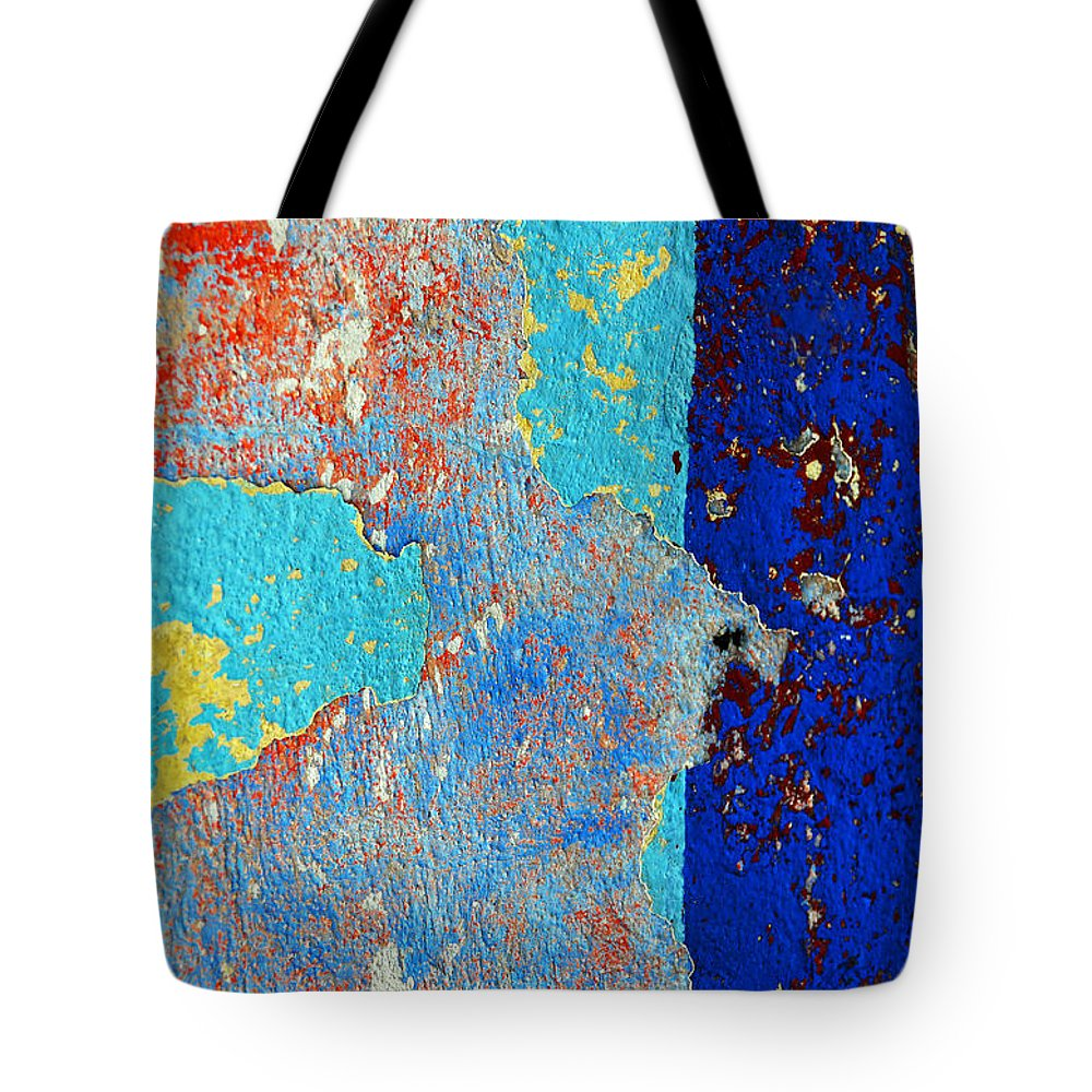 Skip Tote Bag featuring the photograph Occupation by Skip Hunt