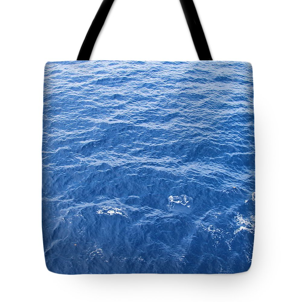 Ocean Blue Tote Bag featuring the photograph Ocean Blue by Robert Smith