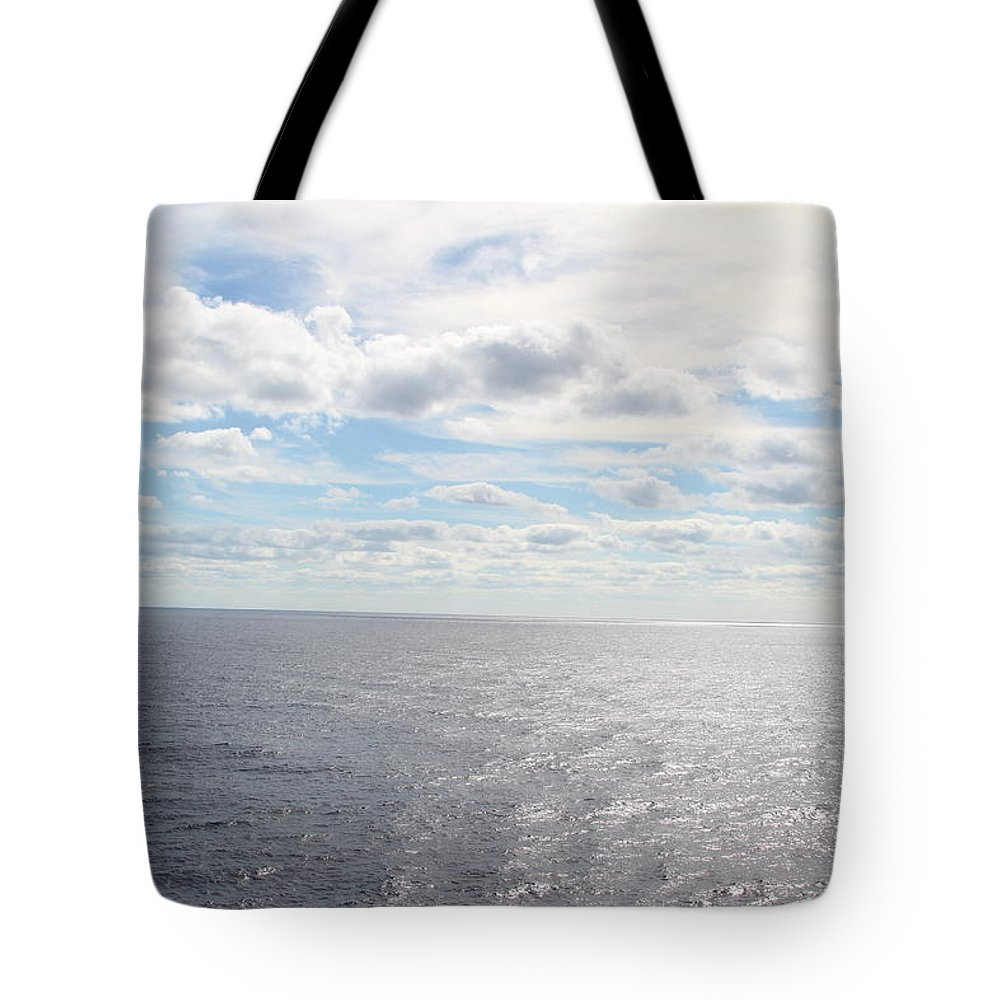 Ocean Peace Tote Bag featuring the photograph Ocean Peace by Robert Smith