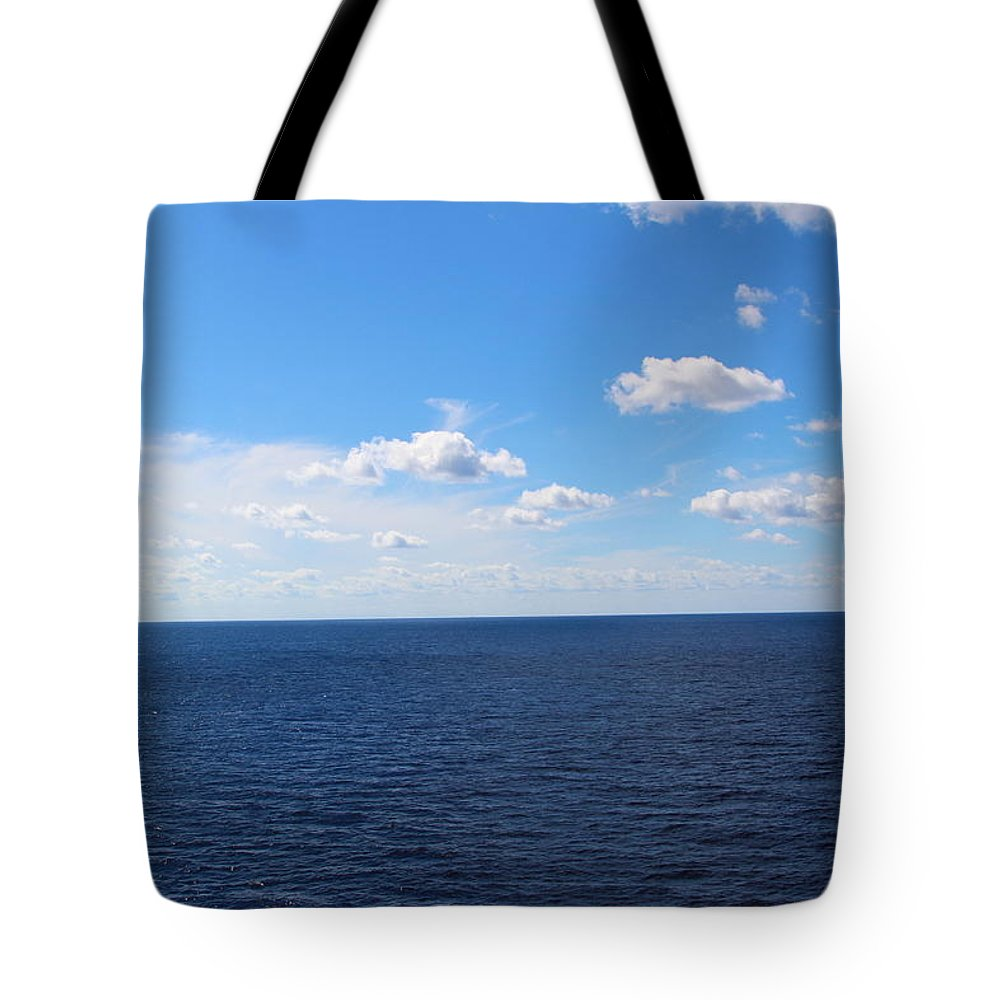 Ocean Tranquility Tote Bag featuring the photograph Ocean Tranquility by Robert Smith
