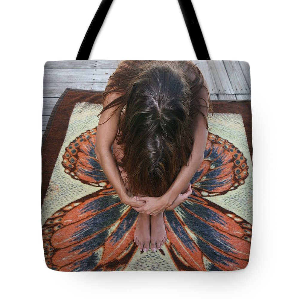 Everglades City Fl.professional Photographer Lucky Cole Tote Bag featuring the photograph Ochopee Fl. Butterfly by Lucky Cole