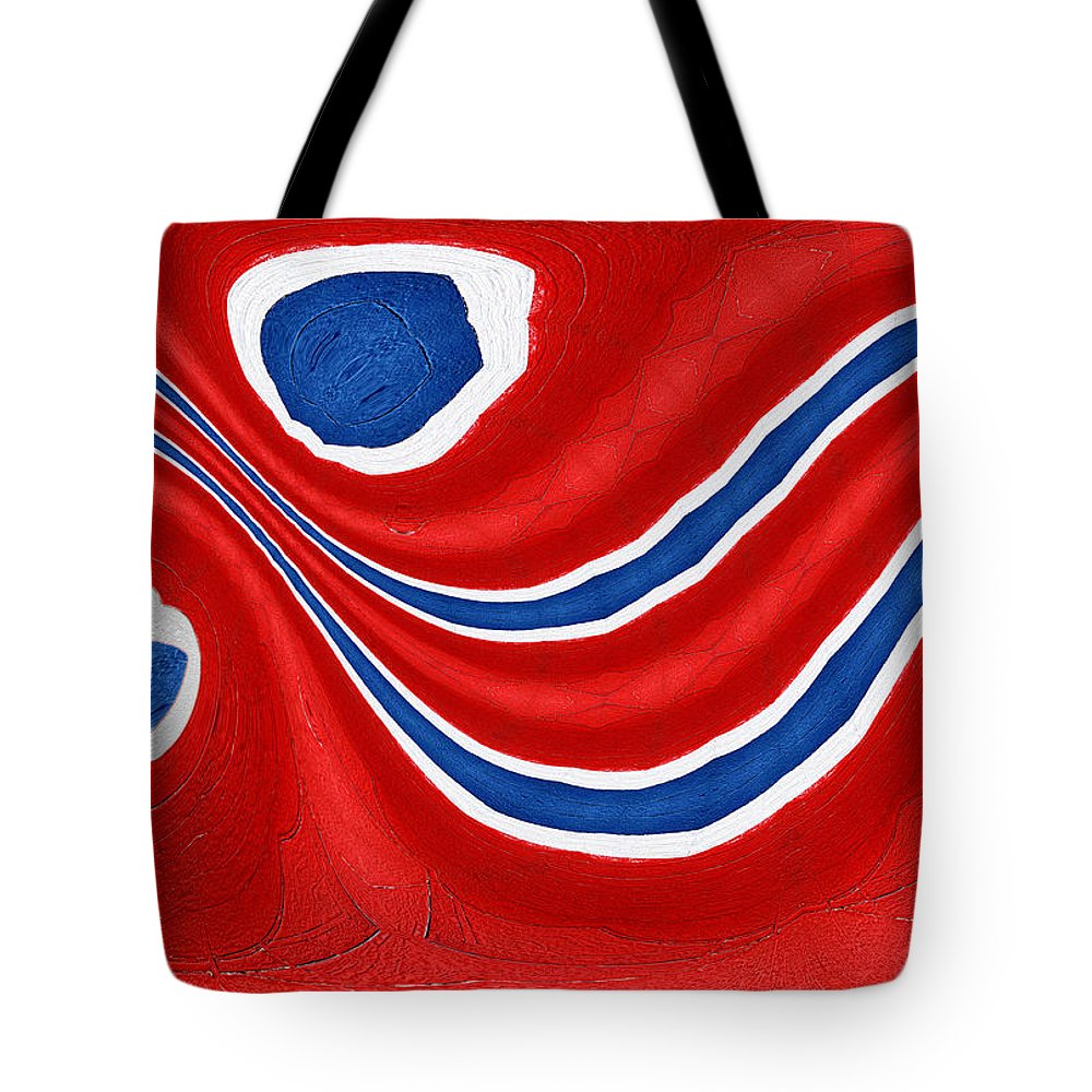 Photography Tote Bag featuring the photograph Old Blue Eyes by Paul Wear