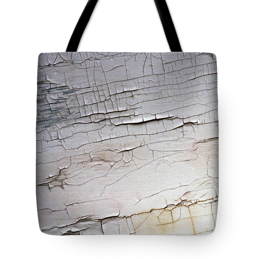 Paint Tote Bag featuring the photograph Old Siding by Richard Rizzo