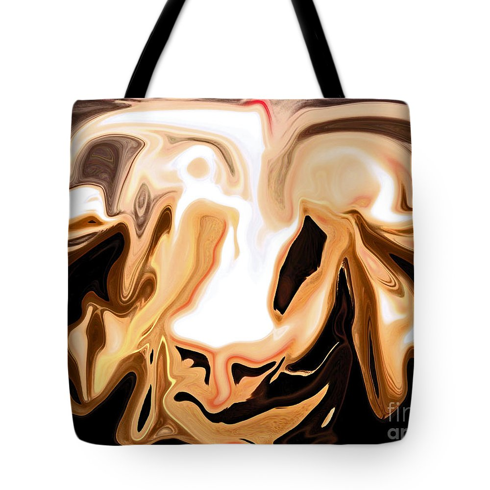 Nature Tote Bag featuring the photograph Old World Monk by Daniele Smith
