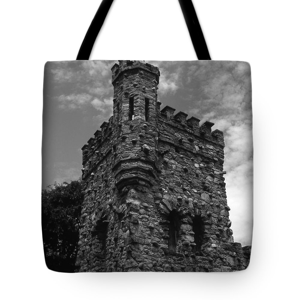 Castle Tote Bag featuring the photograph Once Upon A Time by Richard Rizzo