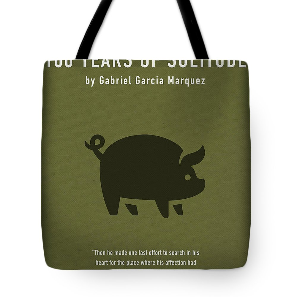 Hundred Mixed Media Tote Bags