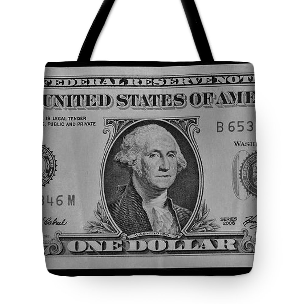 One Tote Bag featuring the photograph ONE by Rob Hans